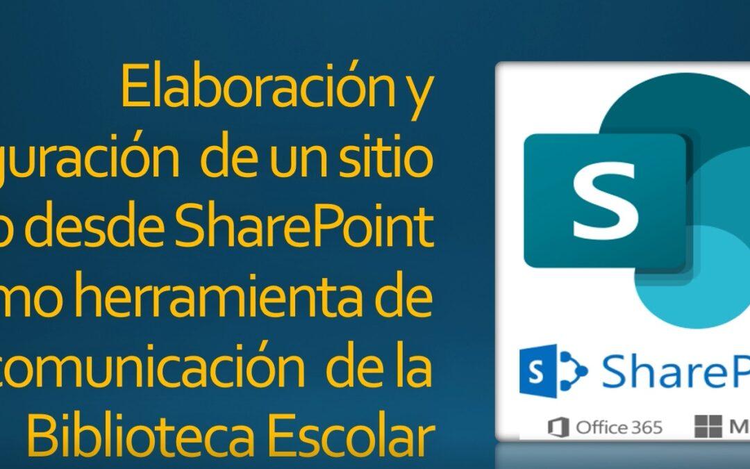 Liceo Dr. José María Castro Madriz: elaboración y configuración  de un sitio web desde SharePoint  como herramienta de comunicación  de la biblioteca escolar
