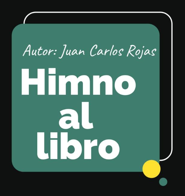 Red de bibliotecólogos de la Dirección Regional de Educación de Heredia: Himno al Libro
