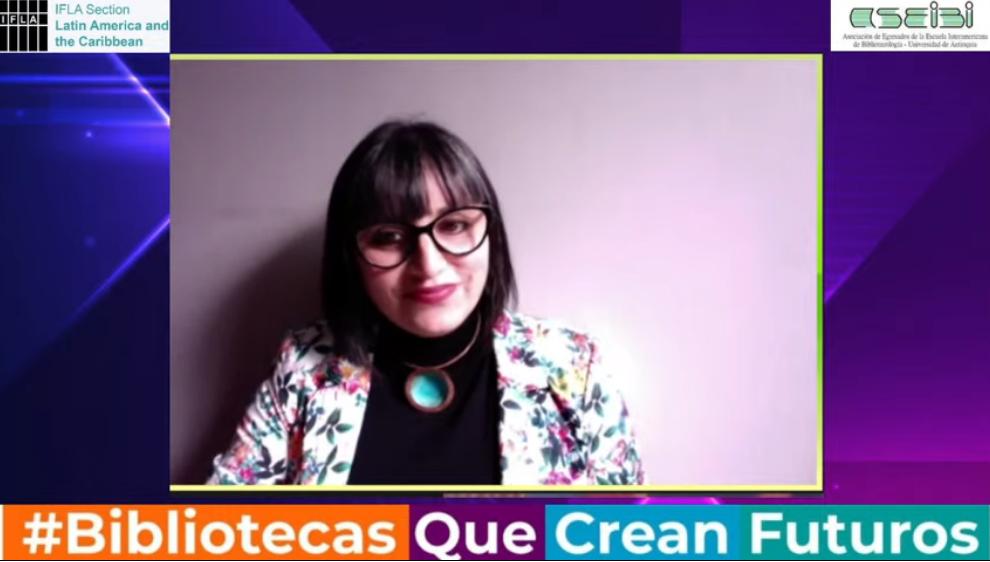 Día 1: Seminario Internacional Virtual en el año Iberoamericano de las Bibliotecas