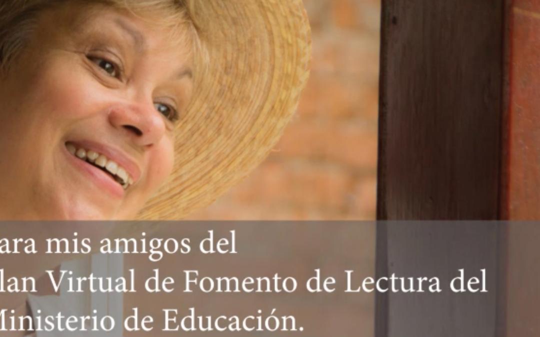 Mensaje de la escritora y narradora oral costarricense Ana Coralia Fernández en el Día Internacional del Libro