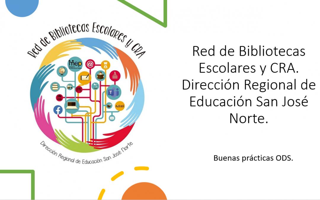 Red de bibliotecólogos San José Norte: proyectos ODS