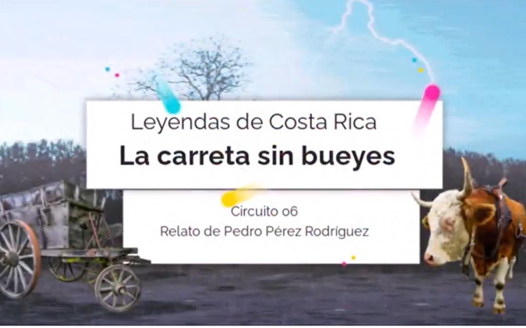 Red de bibliotecólogos escolares de la dirección regional San José Norte: leyendas costarricenses