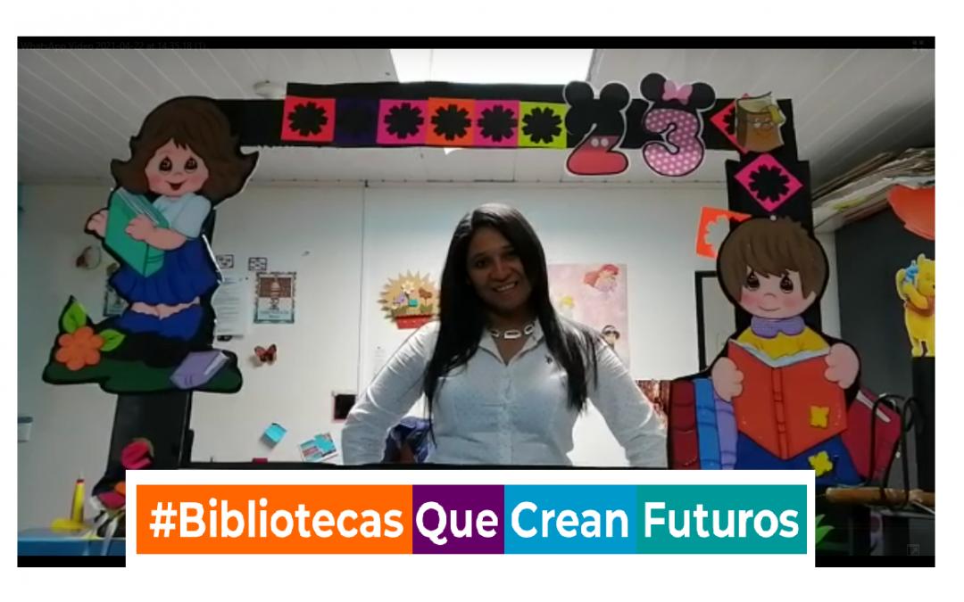 Biblioteca Filomena Blanco: invitación a seguir las actividades en celebración del Día del Libro