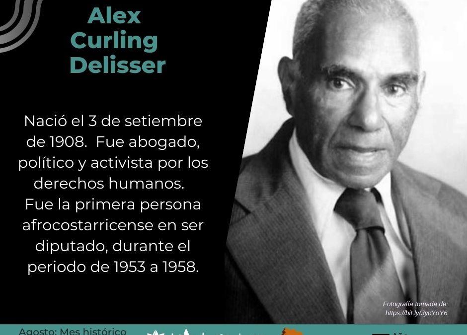 Alex Curling Delisser