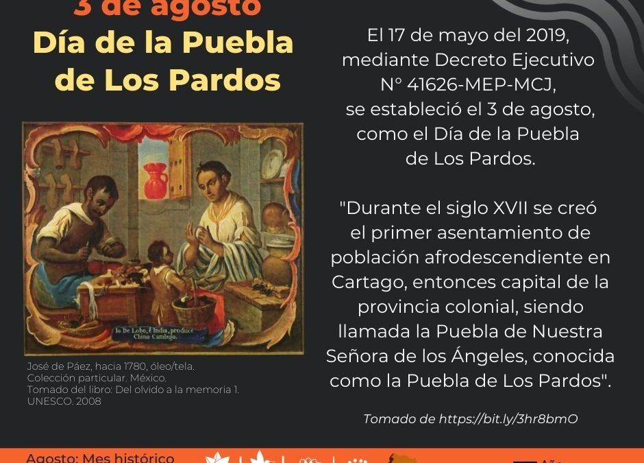 Día de la Puebla de Los Pardos