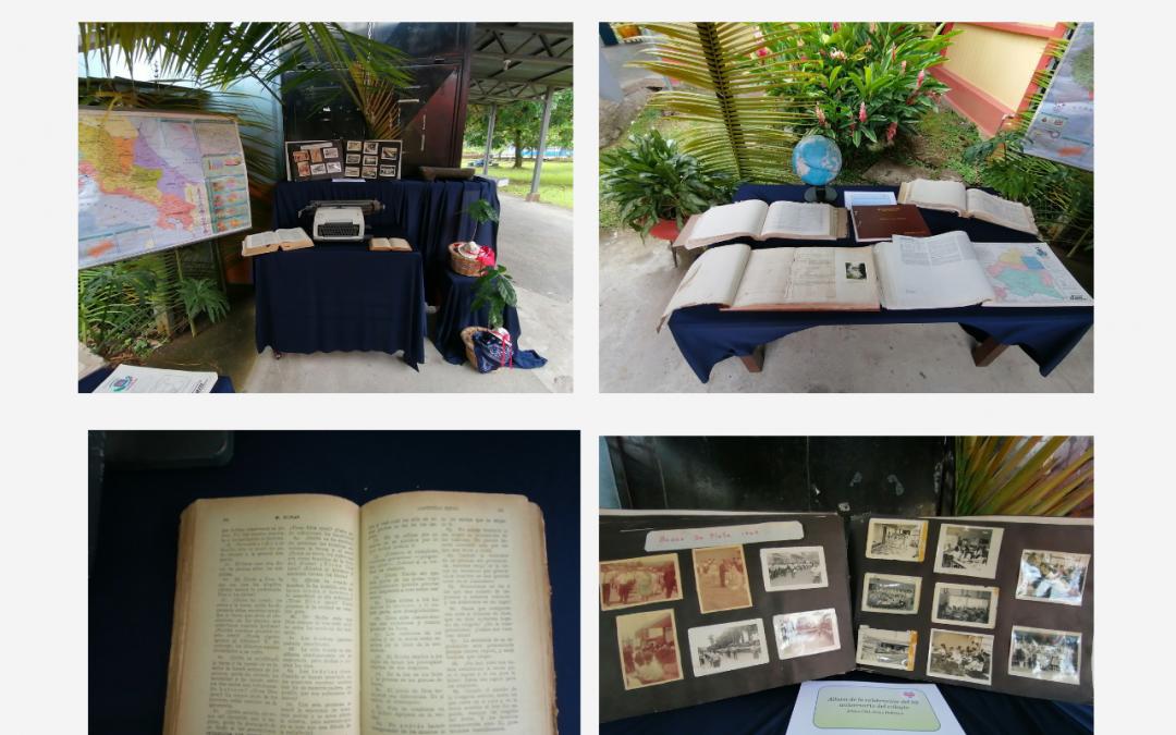 """BiblioCRA del Instituto Educación Dr. Clodomiro Picado Twight: """"Una ventana al pasado"""""""