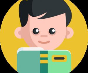 Biblioteca de la Escuela Jesús Jiménez: videocuentos como recursos para fomentar la lectura en los niños