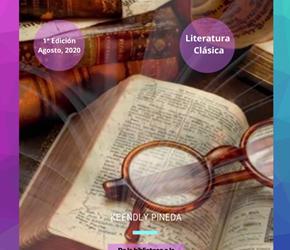 """Su biblioteca : libro de realidad aumentada """"literatura clásica"""