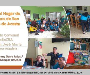 Liceo Dr. José María Castro Madriz: mejorando la calidad de vida de los adultos mayores